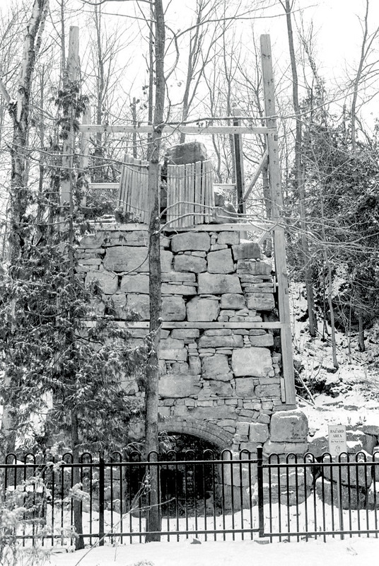 Snow Covered Lime Kiln 2_