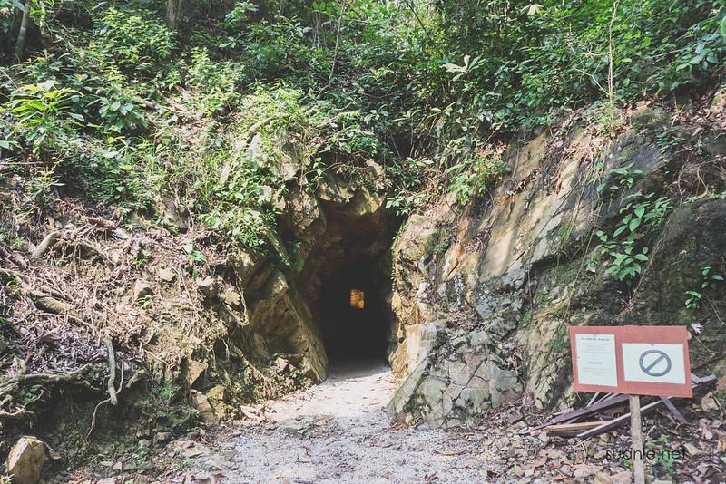 Sungai Lembing Mines - exit