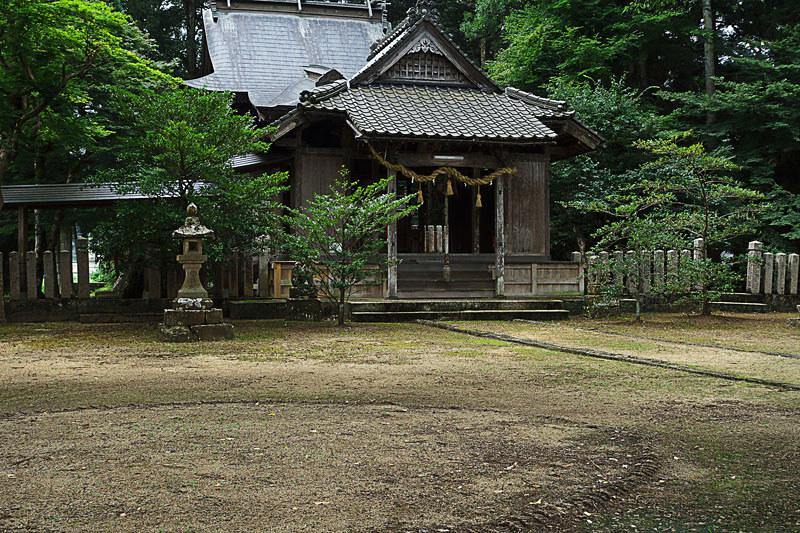 豊岡市 気多神社
