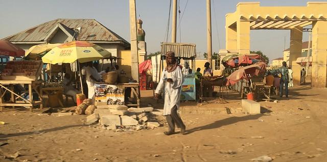 Aid Zone - Nigeria