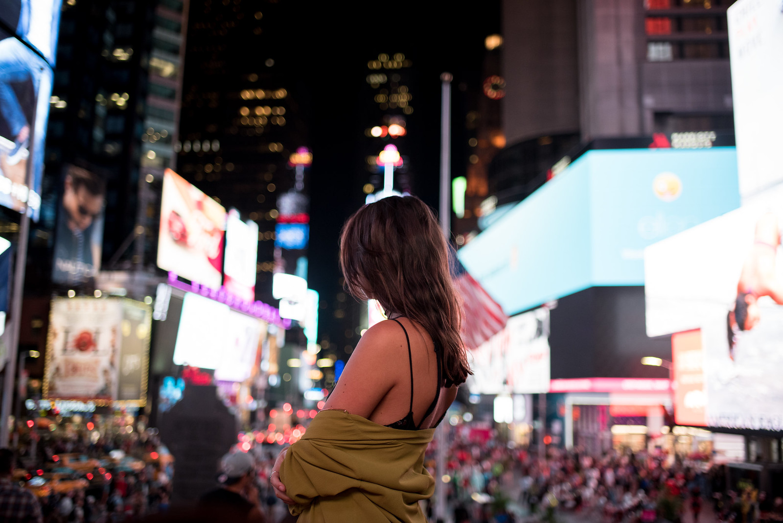 Times Square on juliettelaura.blogspot.com