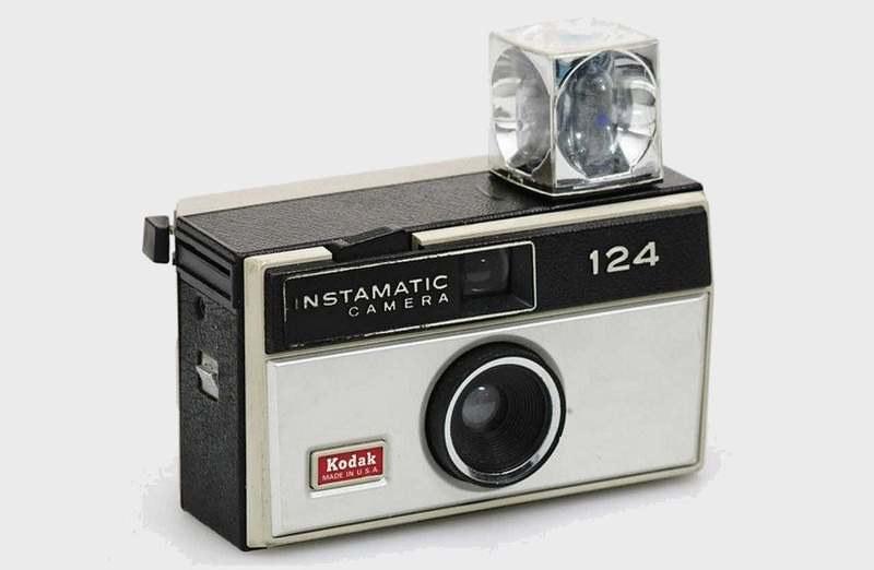 Kodak : Une de ses plus grandes innovations des années 60 fut le flashcube