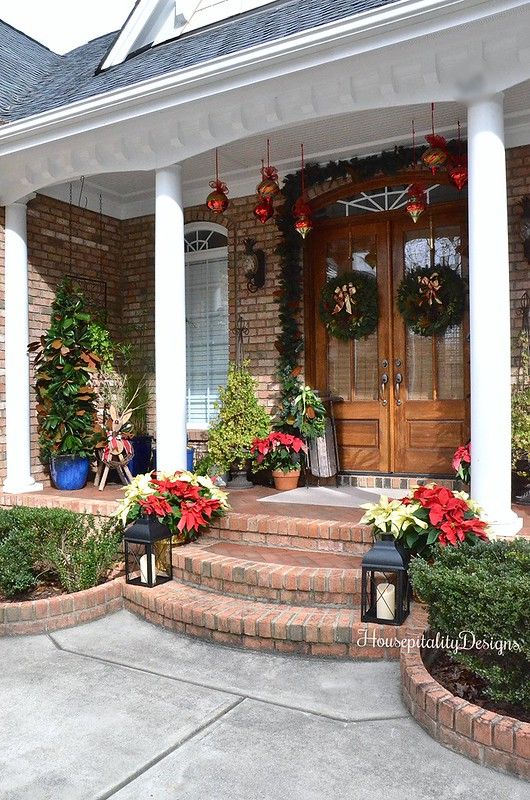 Christmas Porch 2016-Housepitality Designs