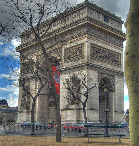 L'Arc de triomphe | by Aldor