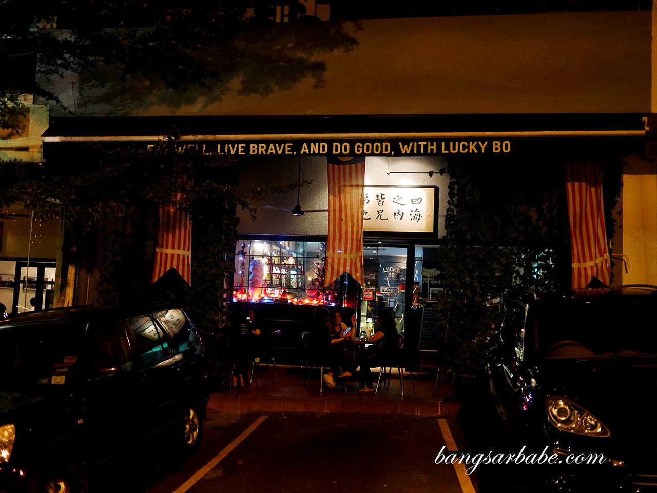 Lucky Bo Bangsar