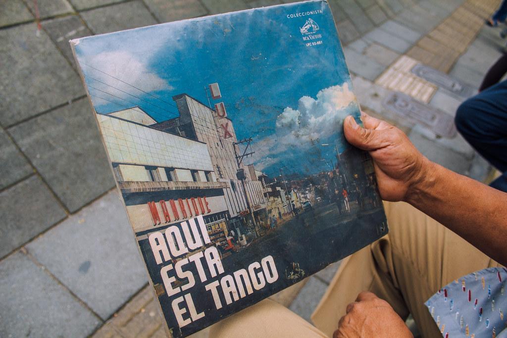 Carlos Gardel en Medellín