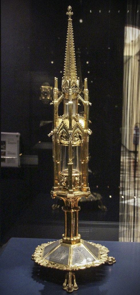 Grand reliquary-turret of St Nicolas - 1260