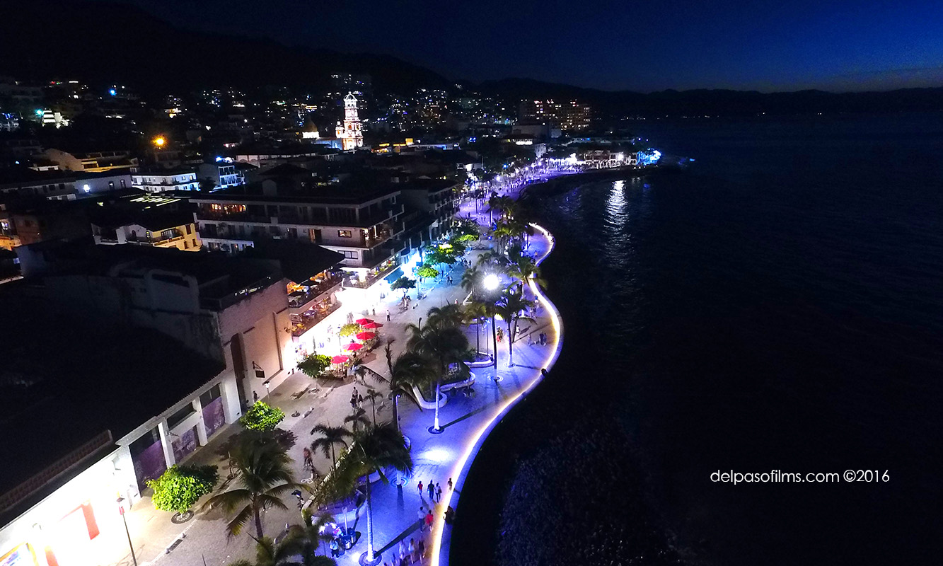 aerial-photography-puerto-vallarta