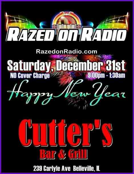 Razed On Radio 12-31-16