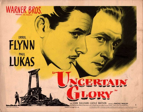 Uncertain Glory - Poster 2