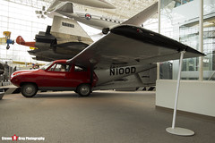 N100D - 1 - Private - Taylor Aerocar III - The Museum Of Flight - Seattle, Washington - 131021 - Steven Gray - IMG_3536