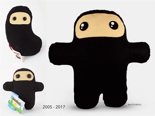 wee ninja plush