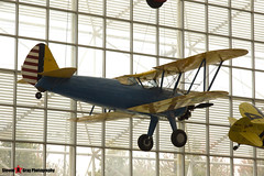 N8FL - 75-055 - US Army - Stearman PT-13A R670 Kaydet A75 - The Museum Of Flight - Seattle, Washington - 131021 - Steven Gray - IMG_3485