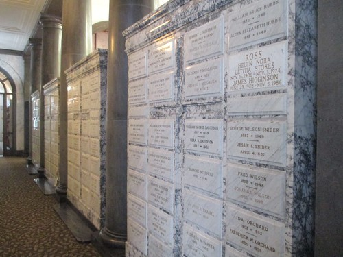 Mount Pleasant Cemetery Mausoleum (3)
