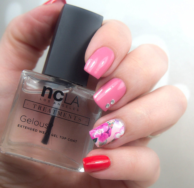 NCLA Gelous? Extended Wear Gel Top Coat