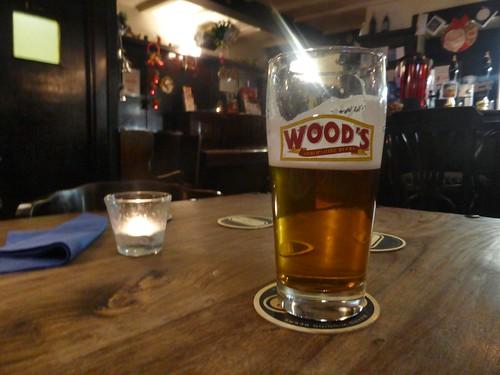 Woods Santa's Ale