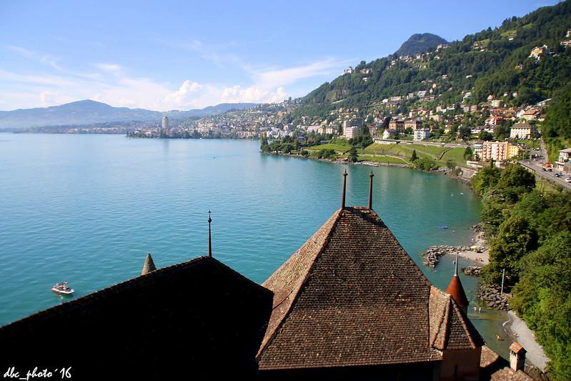 Que ver en Montreux, Lausane, Ginebra, Lago Leman