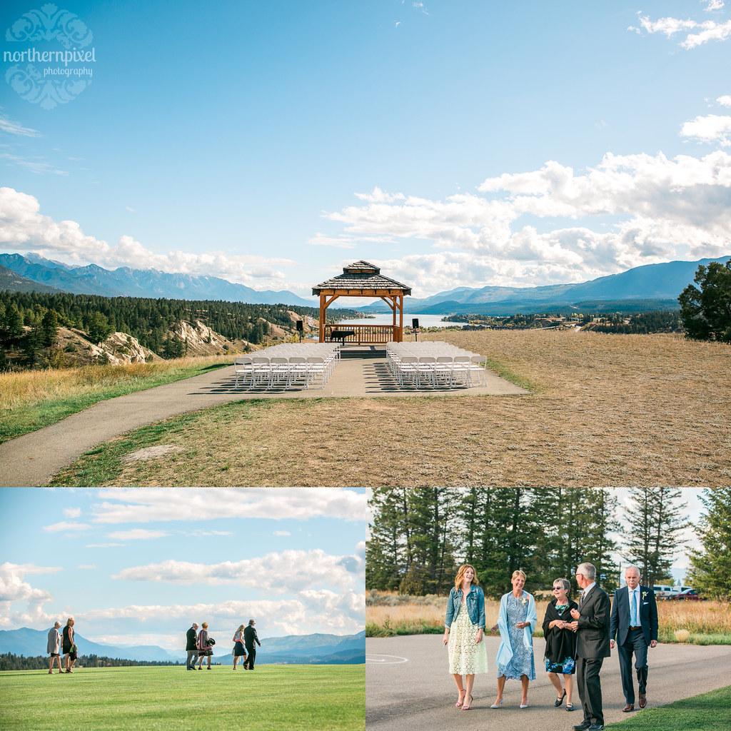 Wedding Ceremony - Eagle Ranch Resort