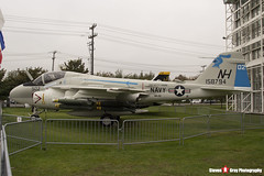 158794 - I-530 - US Navy - Grumman A-6E Intruder - The Museum Of Flight - Seattle, Washington - 131021 - Steven Gray - IMG_3752
