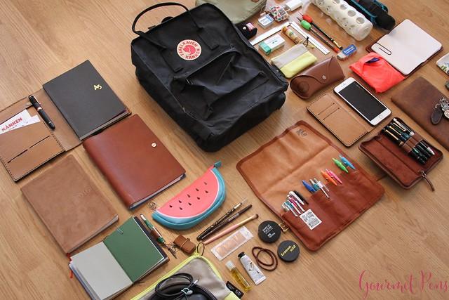 Review Fjällräven Kånken Backpack @BureauDirect @Fjallraven_Swe 15
