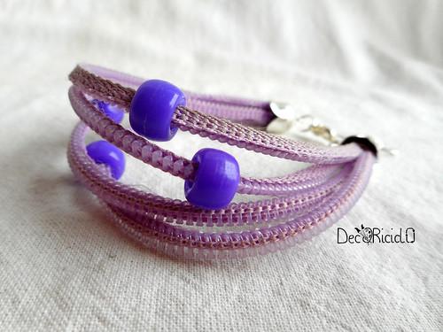 braccialetti con le zip 2