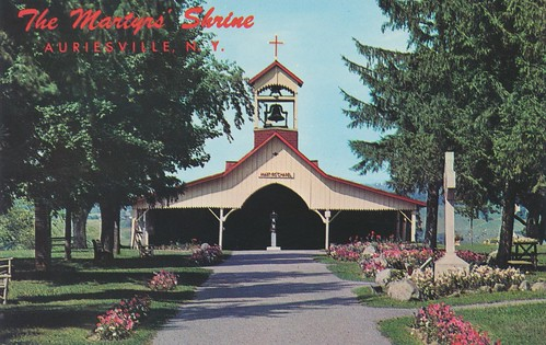 National Shrine Of The North American Martyrs Auriesville New York Flickr Photo Sharing