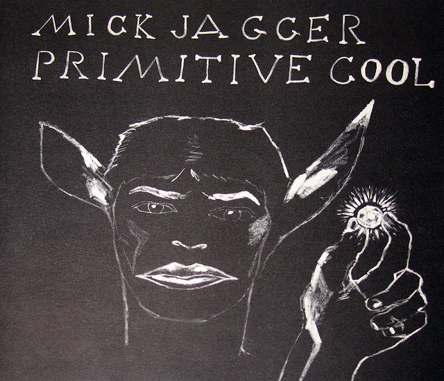 "MICK JAGGER PRIMITIVE COOL 12"" LP"