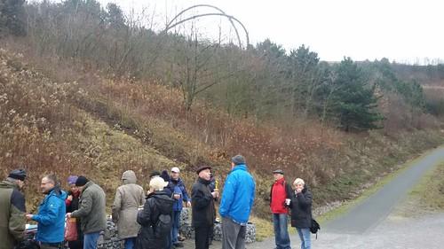 11.12.2016 Wandern mit Heinz und Lothar