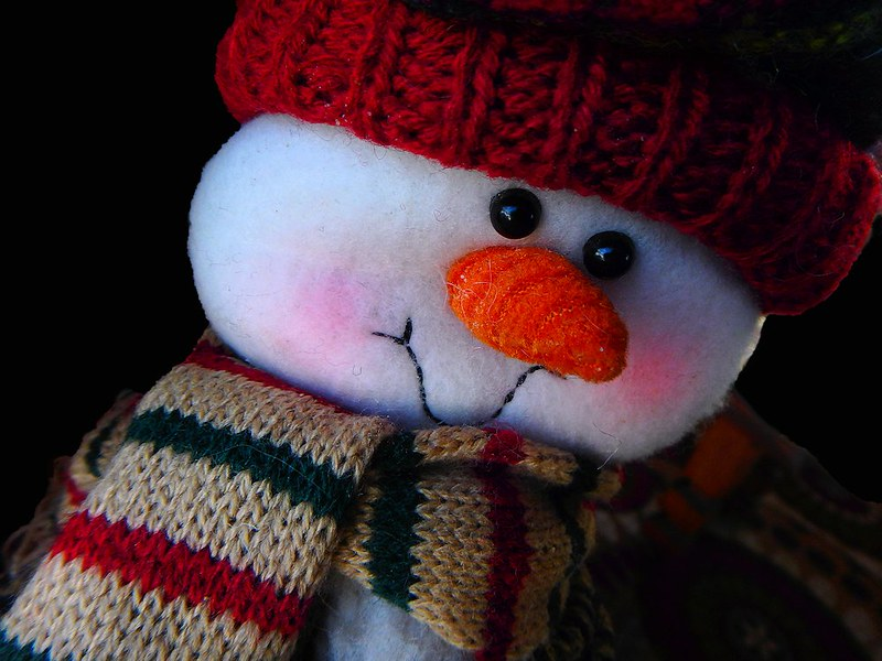 Project 366, Day 342: The Snowman