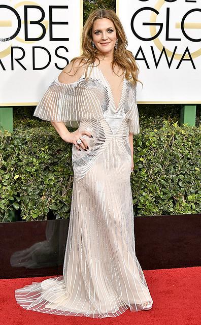 Drew Barrymore | Golden Globes