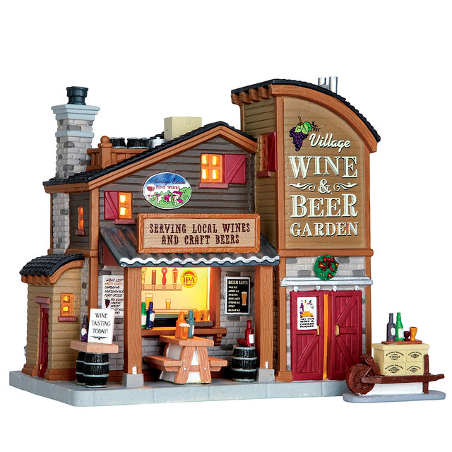Lemax-village-wine-and-beer