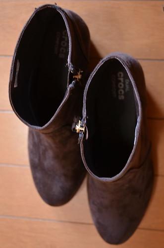 クロックス ブーツ