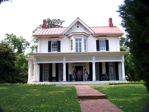 Frederick douglass house 2004 smata2 flickr for Fredrick house