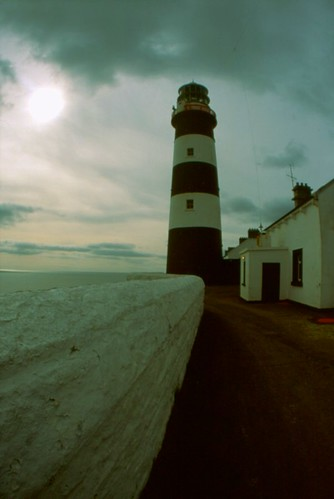 Old Head Lighthouse - Ireland - 2000 | by jerseyhair