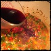 #SundayGravy #sugoDomenica #homemade #CucinaDelloZio - 1c red wine, Nero D'Avola tonight!