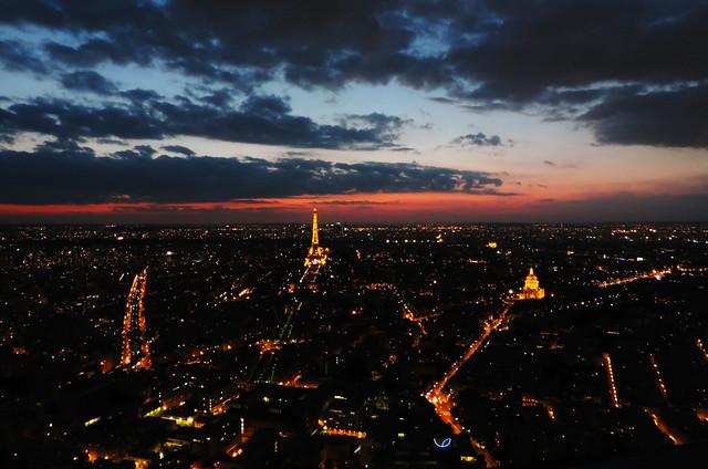 Best Photos Of 2016: Paris, France