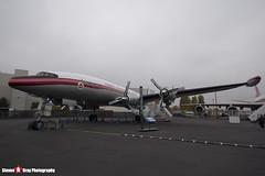 CF-TGE - 4544 - Trans-Canada Air Lines TCA - Lockheed L-1049G Super Constellation - The Museum Of Flight - Seattle, Washington - 131021 - Steven Gray - IMG_3675