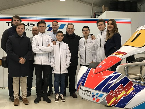 Teo Martin Junior Team