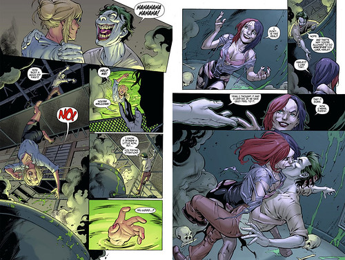 Suicide Squad - Comic Strip 1