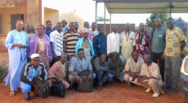 community animal health platforms facilitators training