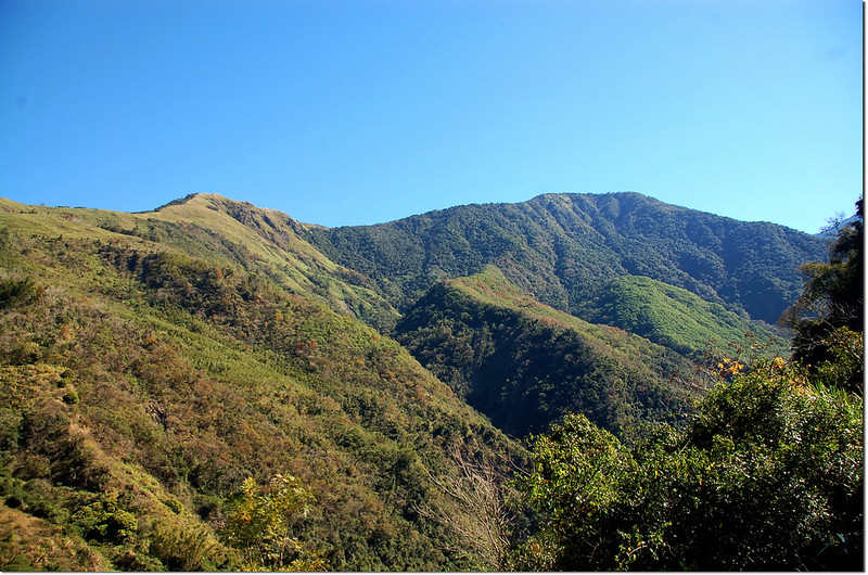 台20線仰望馬馬宇頓山(左) 3