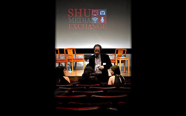 SHU Media Exchange 6/18/15