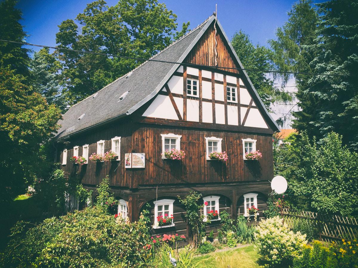 Im Oberlausitzer Bergland