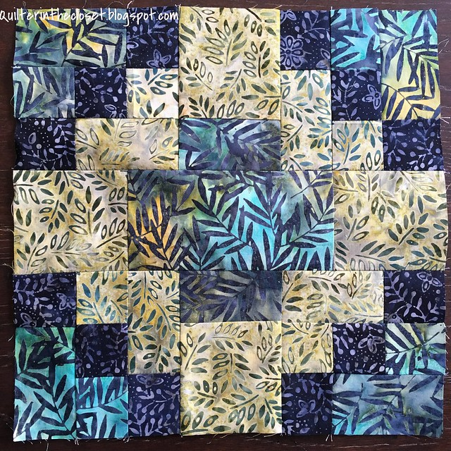 Batik Tile block