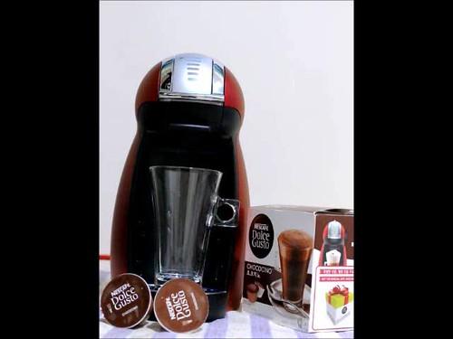 Nescafe Dolce Gusto雀巢多趣酷思膠囊咖啡機