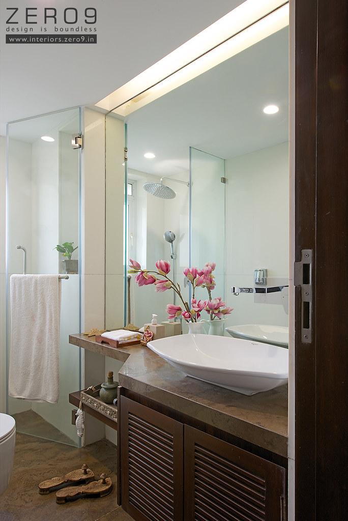 Home tour an urban retreat in the heart of mumbai that for Bathroom designs mumbai