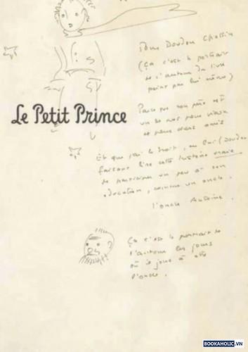 antoine-de-saint-exupery-Hoàng tử bé