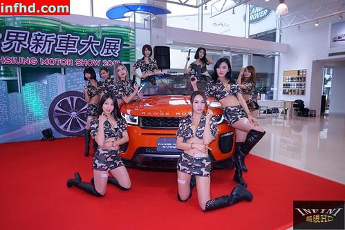 20161228 2017高雄車展 2017高雄世界新車大展