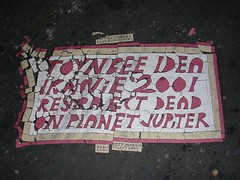Toynbee Tile | by David A. Riggs