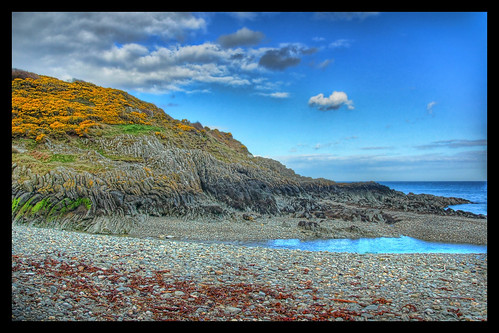 The Beach at Groudle Glen | by Stuck in Customs